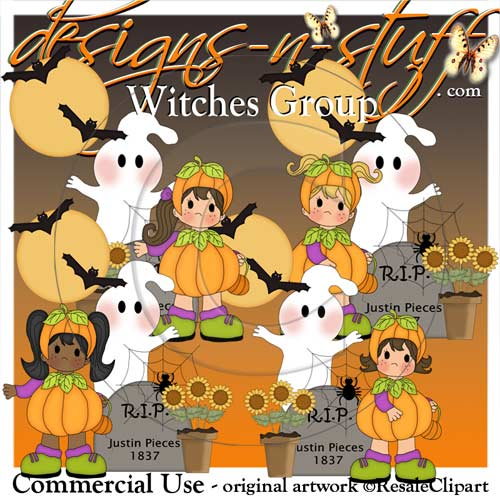 Witches Group Resell