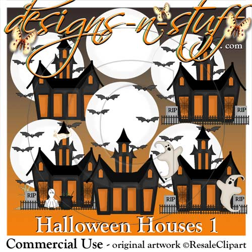 Haunted Houses 1 Resell