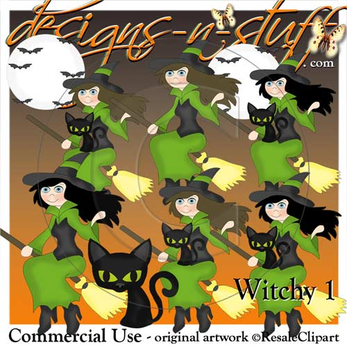 Witchy 1