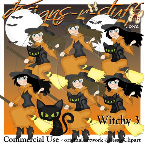 Witchy 3 Resell